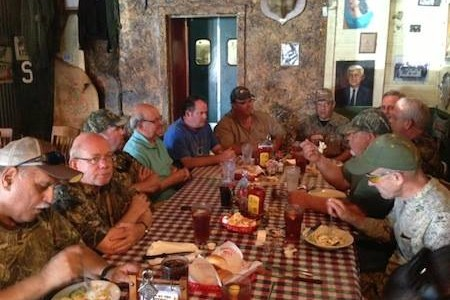 Is the High Plains Shooting and Dining Society out of your league?
