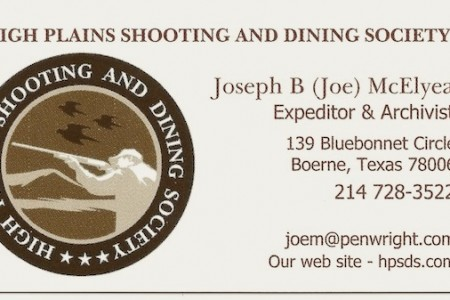 Business cards for your Expeditor and Archivist have been made