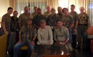 Dove Day Early Morning Darkness Hunters