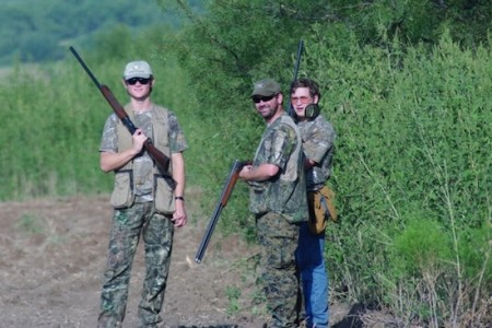 Kids Can Get an Early Start Hunting Wild Game