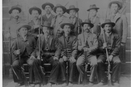 The Oldest USA Gun Club? – Schuetzen Verein Boerne TX 1864 till Now