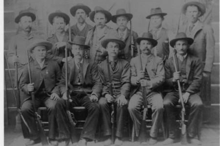 The Oldest USA Gun Club? – Schuetzen Verein Boerne TX 1864 till Now