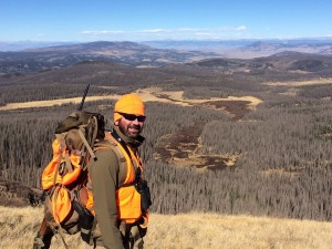 David McElyea - 2016 Colorado Elk hunting over 12,000 elv.